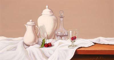 Still Life by Spanish Artist Marisa Mallol