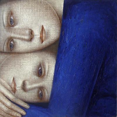 Painting by Serbian Artist Vladimir Dunjic