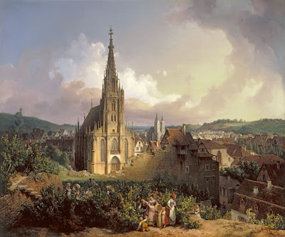 Landscape Painting by German Artist Michel Neher