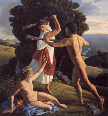 Figure Painting by American Artist David Ligare