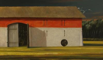 Art of Zbigniew Chrostek Polish Artist