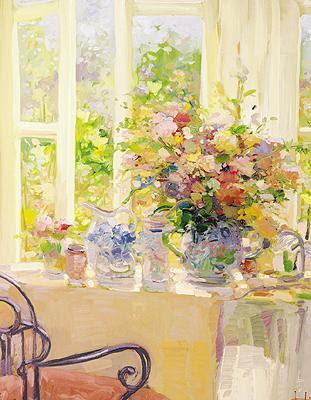 Oil Paintings by Stephen Shortridge American Artist