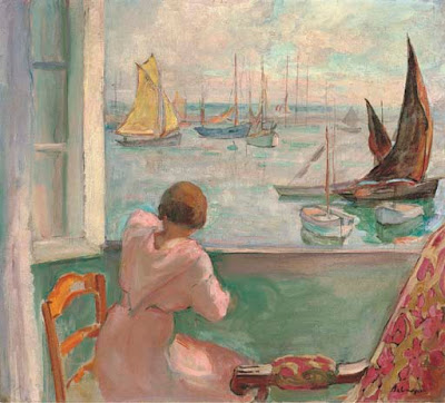 Painting by French Artist Henri Lebasque