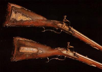 Dresden Armory (Rüstkammer). Flintlock Rifle, Suhl, 1741