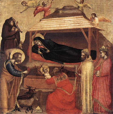The Epiphany by Giotto