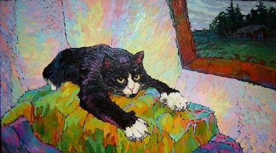 Paintings by Russian Artist Valery Veselovsky