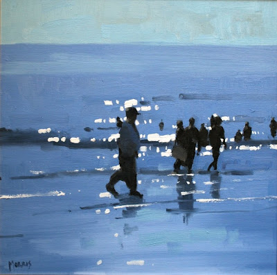 Painting by John Morris British Artist