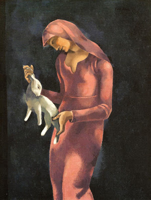 Paintings by Eugeniusz Zak Polish Artist