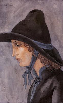 Painting by Polish Artist Eugeniusz Zak