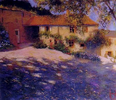 Paintings by German Artist Uwe Herbst