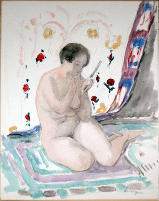 Nude Painting by French Artist Henri Lebasque