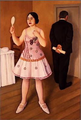 Painting by Italian Artist Antonio Donghi