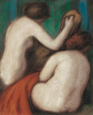 Paintings by Jozsef Rippl Ronai Hungarian Artist