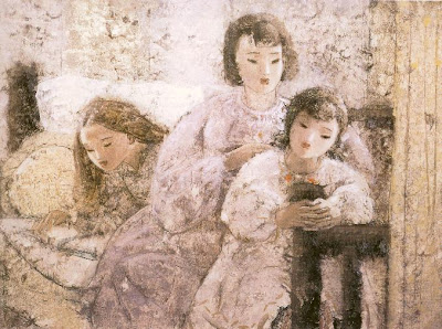 Painting by Chinese Artist Yihang Pan