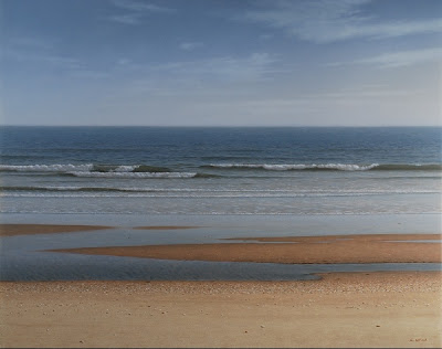 Landscape Painting by Spanish Artist Antonio Cazorla