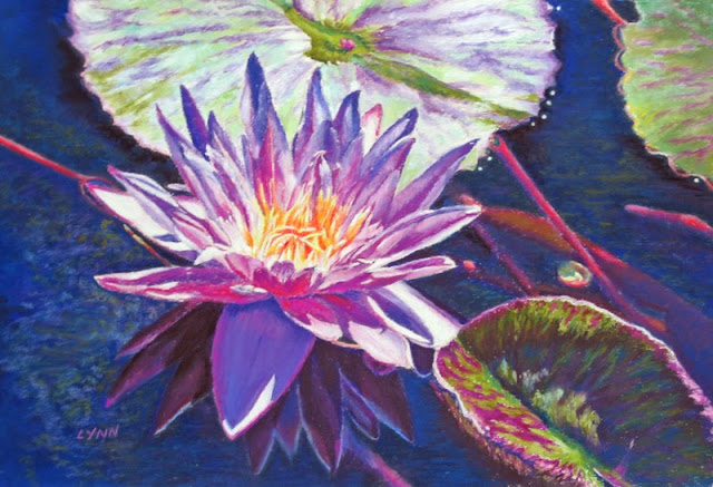 Linn Miller. Watercolors and Pastels