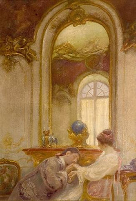 Oil Paintings by Gaston de LaTouche French Artist