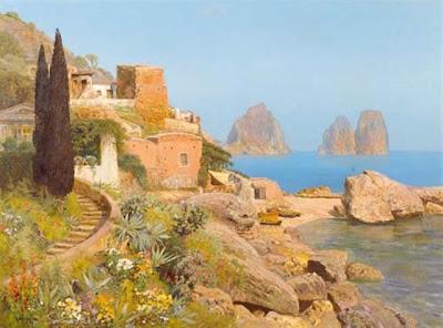 Alois Arnegger. Bay Piccola Marina