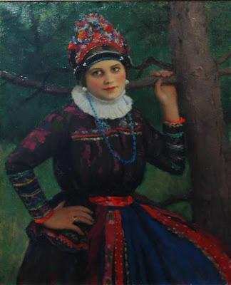 Janos Laszlo Aldor. Magyar Folk Costume