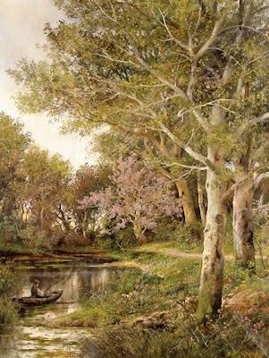 Alois Arnegger. Forest Idyll