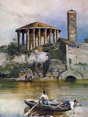 Ettore Roesler Franz's Artwork