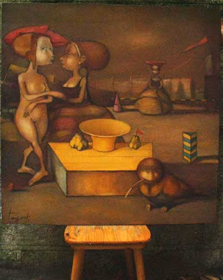 Taguhi Barsegian's Artwork