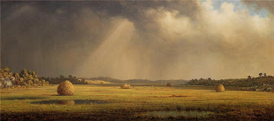 Martin Johnson Heade. Newburyport Meadows, 1872-78