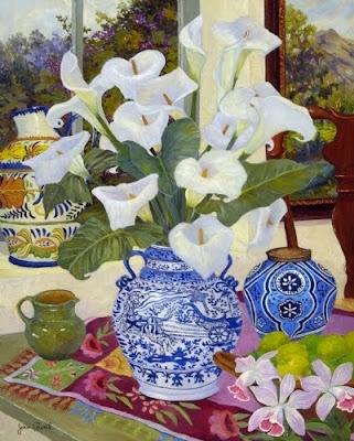 John Powell's painting