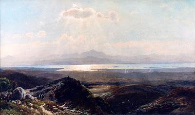 Edmund Darch Lewis. Lake Champlein