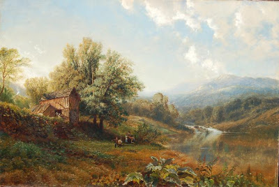 Edmund Darch Lewis' Artwork
