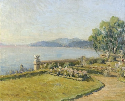 Oil Painting by Ulisse Caputo