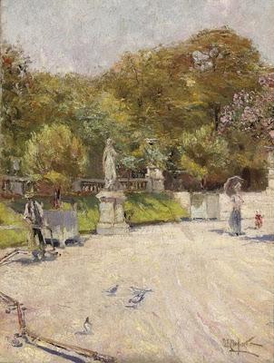 Ulisse Caputo's landscape