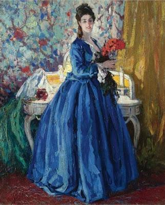 Ulisse Caputo's Oil Painting