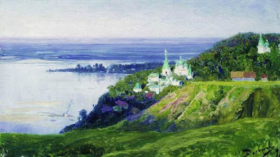 Art of Vasily Polenov