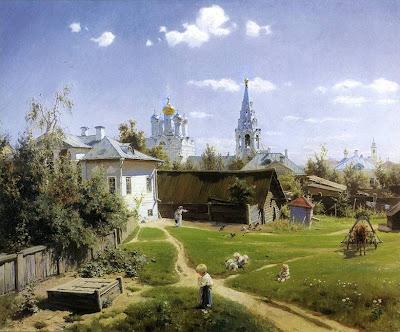 Paintings by Vasily Polenov