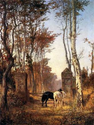 Painting by Vasily Polenov