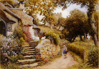 Paintings by Arthur Claude Strachan