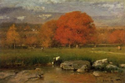 George Inness Autumn Paintings