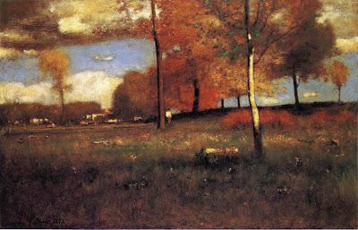 George Inness Oil Paintings