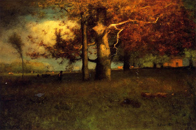 George Inness' Painting