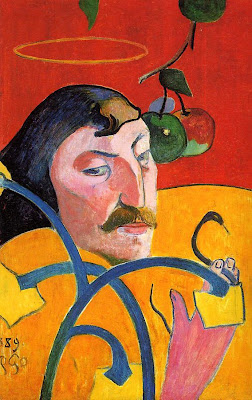 Paul Gauguin. Self Portrait