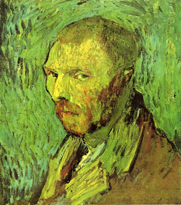 Van Gogh. Self Portrait