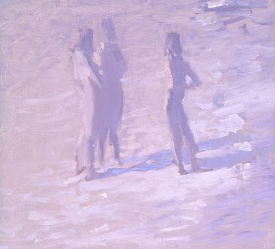 Painting by Bato Dugarzhapov