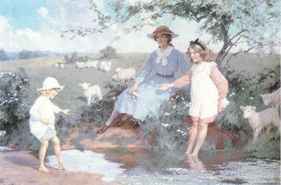 Percy Tarrant's Illustration