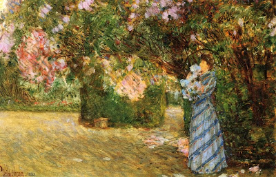Childe Hassam's Oil Paintings