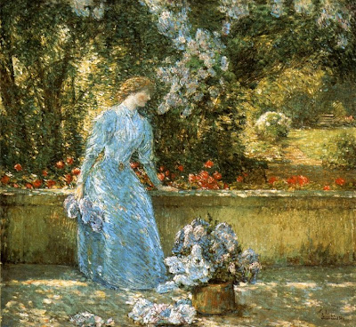 Childe Hassam. Oil Paintings