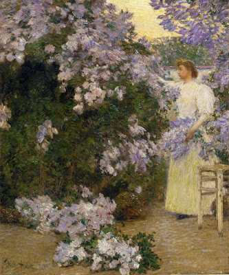 Paintings by Childe Hassam