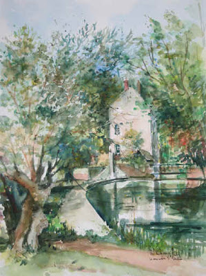 Daniel Chamaillard, French Painter