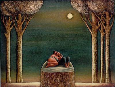 Oil Paintings by Yuri Abisalov