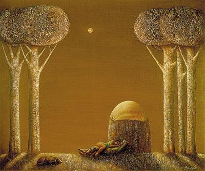 Yuri Abisalov's Paintings